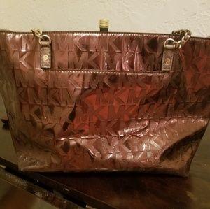 Genuine brown Michael Kors shoulder bag